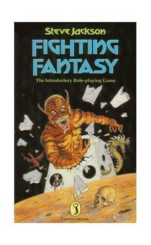 Fighting Fantasy: The Introductory Role-playing ... by Jackson, Steve 0140317090
