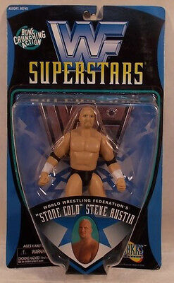WWE WWF Best of 1997 Stone Cold Steve Austin Bone Crunching Superstars Jakks