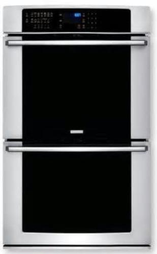 """Electrolux 27"""" Built-In Double Electric Convection Wall Oven Stainless Steel EI27EW45PS"""