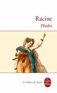 Phedre by Racine ... French book
