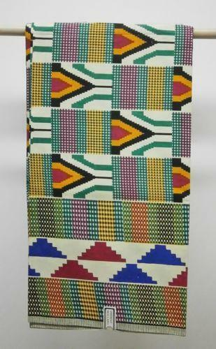 African Print Fabric Ebay
