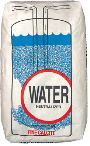 Calcite filter media ph correction acid neutralizer tanks 0.