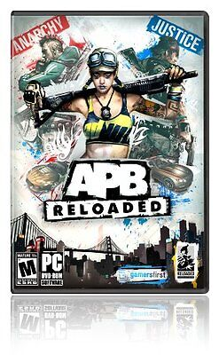 BRAND NEW SEALED PC APB Reloaded Gamers First on Rummage