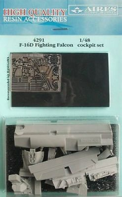 AIRES 4291 F-16D Fightning Falcon cockpit set Scale 1/48