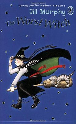 The Worst Witch,Jill Murphy, Julia Eccleshare