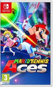 Jeux Switch Usagé: Super Mario Odyssey/Tennis/Donkey Kong/Kirby