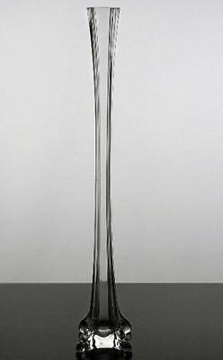 """12 Pcs Eiffel Tower Vases 20"""" Tall Centerpieces Vase VTW0120"""