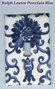 Porcelain Light Switch Cover