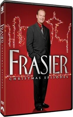 Frasier: Christmas Episodes [New DVD] Full Frame, Amaray Case