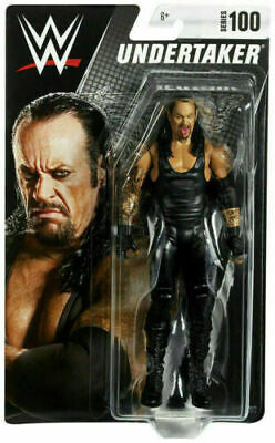 Undertaker WWE Mattel Basic Series 100 Action Figure NEW WWF AEW NXT SOLD OUT