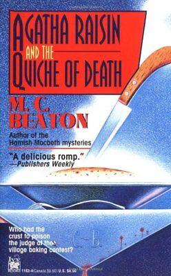 Agatha Raisin and the Quiche of Death (Agatha