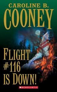 116 b book by caroline cooney down essay flight