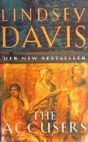 The Accusers by Davis Lindsey - Book - Paperback - Fiction - Thrillers