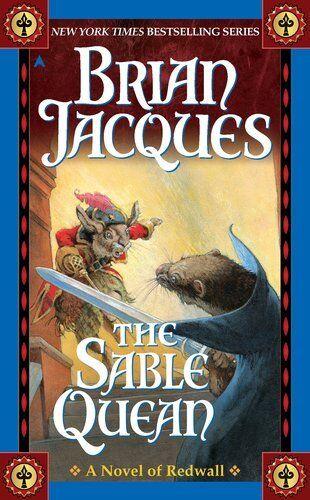 The Sable Quean-Brian Jacques