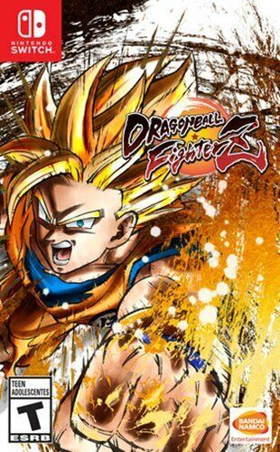 DRAGON BALL FighterZ - Nintendo Switch Game Sealed