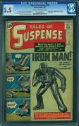 Tales of Suspense 39 CGC