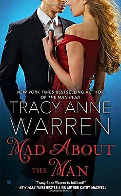 Mad About the Man (Grayson Series, The) by Tracy Anne Warren (Mad About The Man Tracy Anne Warren)