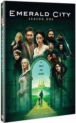 Emerald City  Season One  Dvd  2017  3 Disc Set  Brand New