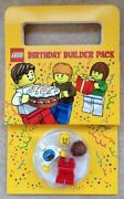 Lego Birthday Minifigure