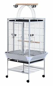 63 inch high Parrot Cage, Assembled, Never Used (Langley)