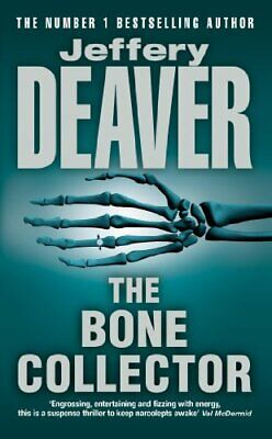 The Bone Collector: Lincoln Rhyme Book 1 by Jeffery Deaver 0340682116