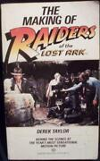 Raiders of The Lost Ark Book