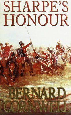BERNARD CORNWELL __ SHARPE'S HONOUR ___ BRAND NEW __ FREEPOST UK