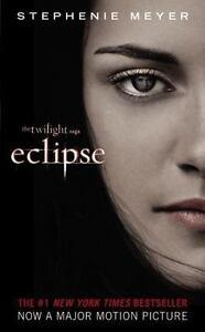 Eclipse The Twilight Saga, Book 3