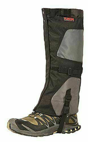 как выглядит Yukon Charlies Stay-Dri Gaiters Snowshoe Cover Medium/Large фото