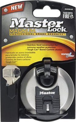 Masterlock M40xkadccsen 70mm Disc Padlock 2-34 Rekeyable No Keyed Alike