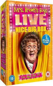 Mrs Brown's Boys: Live Tour Collection [DVD]