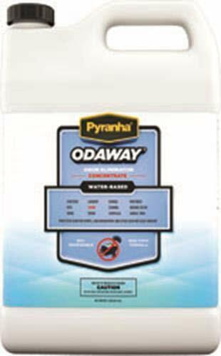 PYRANHA 4 Concentrate Odaway Odor Absorber, 1 Gallon