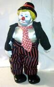Musical Clown Doll