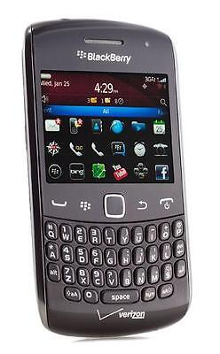 BlackBerry Curve 9370 (Unlocked) Black AT&T T-Mobile QWERTY GSM WiFi Smartphone