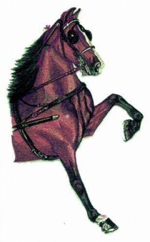 Embroidered Fleece Jacket - Hackney Pony BT2717 Sizes S - XXL