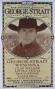 George Strait Poster