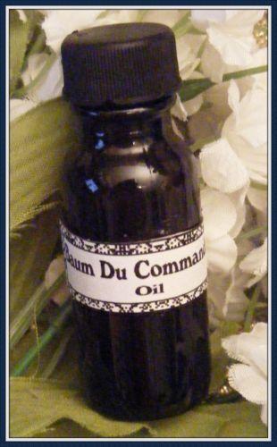 BAUM DU COMMANDEUR HAITIAN OIL~  Control & Command Oil