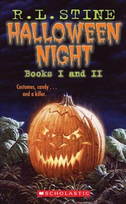 Halloween Night/Halloween Night II (Point Horror Series)](Halloween Night Rl Stine)