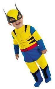 Kidsu0027 Wolverine Costumes  sc 1 st  eBay & Wolverine Costume   eBay