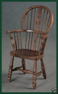 Beau Childs Windsor Chair