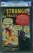 Strange Tales 110