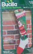Knit Christmas Stocking Kit