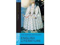 Norton Anthologies