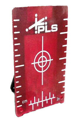 Pls 308 Magnetic Ceiling Target With Leg Stand