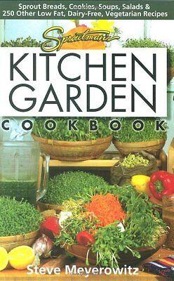 Kitchen Garden Cookbook - Sproutmans Kitchen Garden Cookbook: 250 flourless