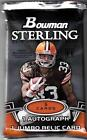 2012 Bowman Sterling Football