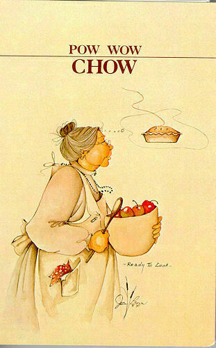 Pow Wow CHOW Cookbook