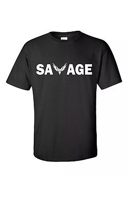 Logan Paul  Savage Maverick Tee Adult  Kids Youth T Shirt Merch Sz S 2Xl