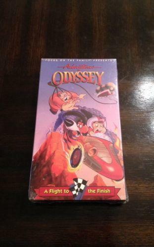 Adventures In Odyssey Vhs Ebay