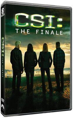 Csi  The Finale  New Dvd  Ac 3 Dolby Digital  Subtitled  Widescreen  Sensormat